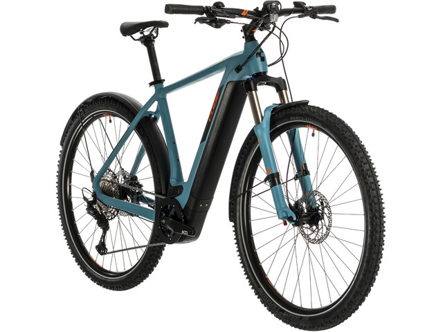 Cube Cross Hybrid Race 500 Allroad, blue'n'orange